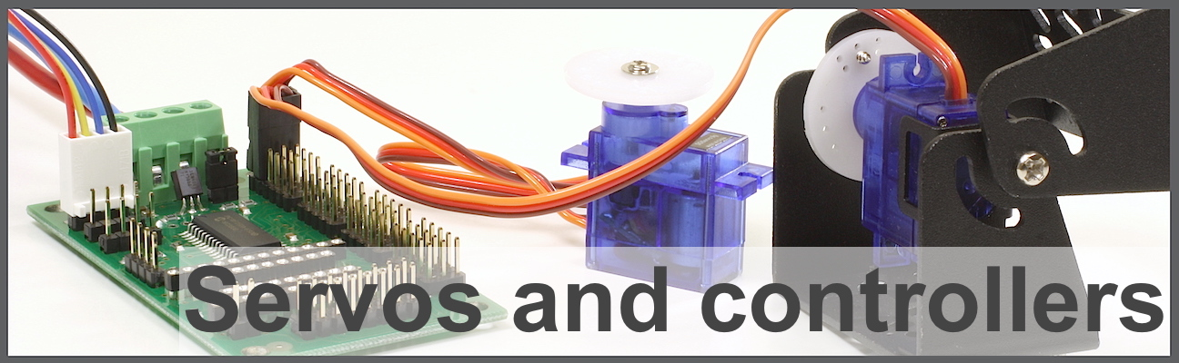 Servos and controllers