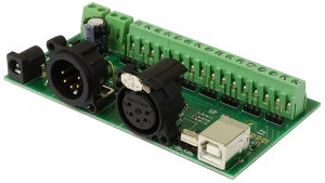DMX USB RX D8