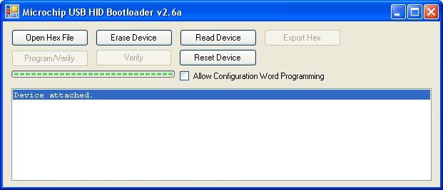 USB-GPIO12 General Purpose PIC18F14K50 Module