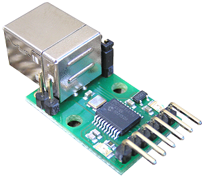 USB ISS Module