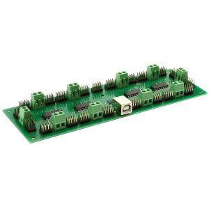 SD84 - 84 channel multifunction servo controller