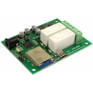 WIFI002 - 2 x 16A WIFI relay