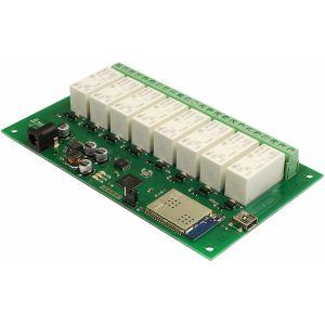 WIFI008 - 8 x 16A WIFI relay