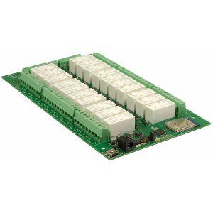 WIFI8020 - 20 x 16A WIFI relay