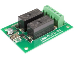 USB-RLY02-SN